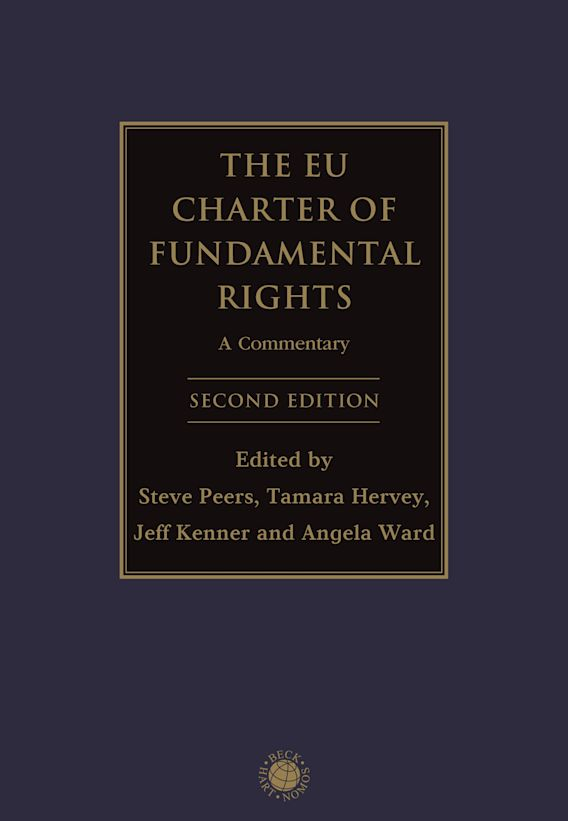 The EU Charter of Fundamental Rights cover