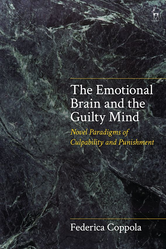 The Emotional Brain and the Guilty Mind cover
