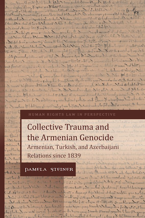Collective Trauma and the Armenian Genocide cover