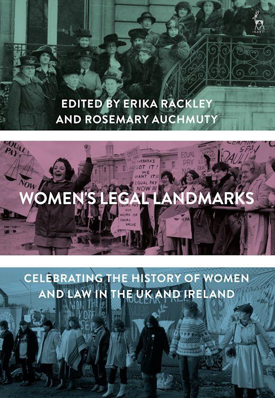 Women's Legal Landmarks cover