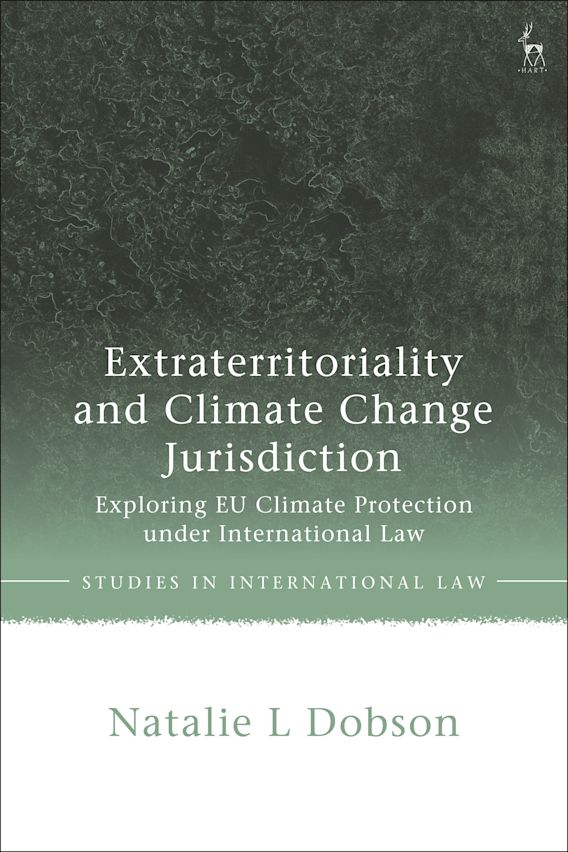 Extraterritoriality and Climate Change Jurisdiction cover