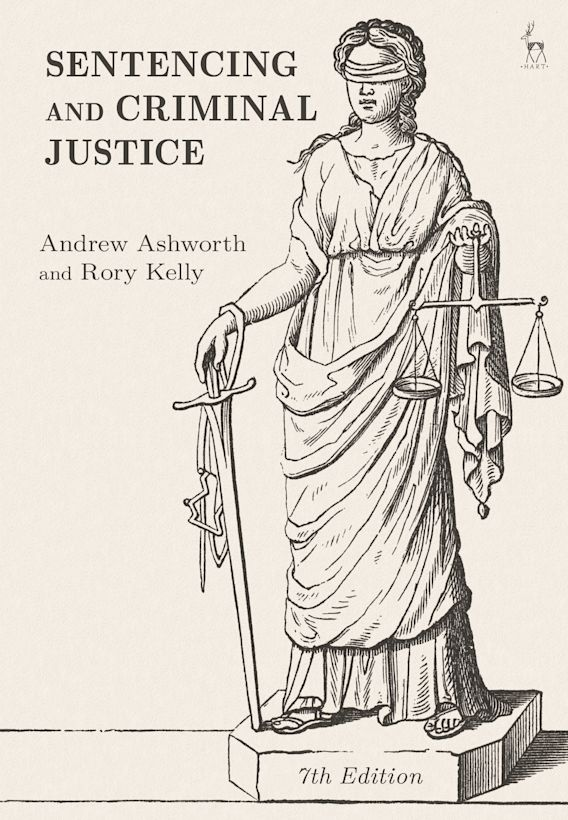 Sentencing and Criminal Justice cover