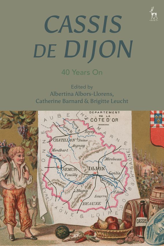 Cassis de Dijon cover