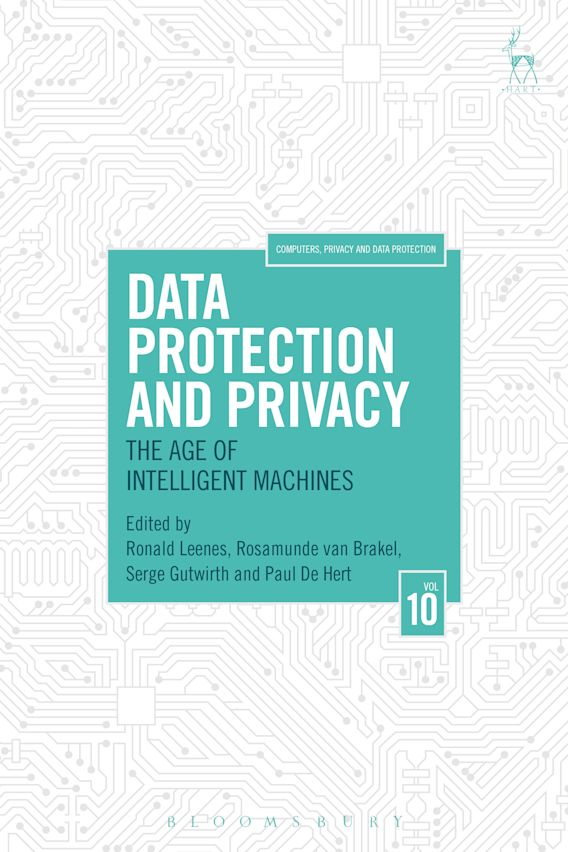 Data Protection and Privacy, Volume 10 cover