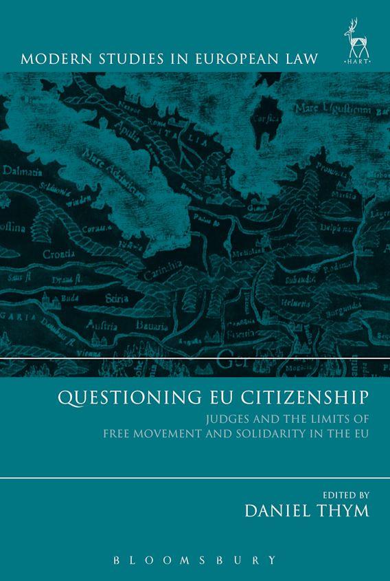 Questioning EU Citizenship cover