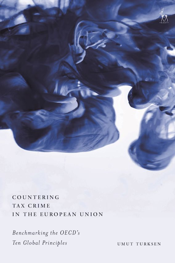 Countering Tax Crime in the European Union cover