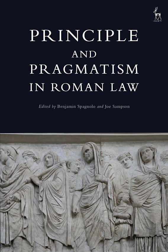 Principle and Pragmatism in Roman Law cover