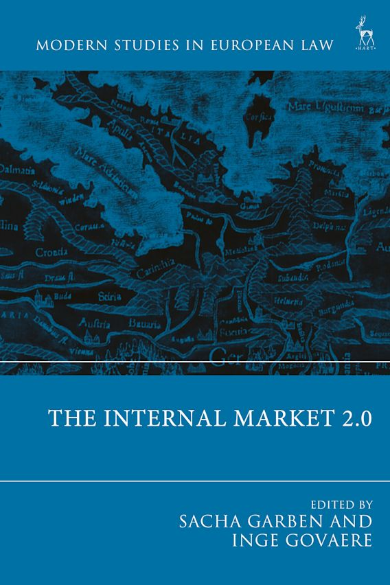 The Internal Market 2.0 cover