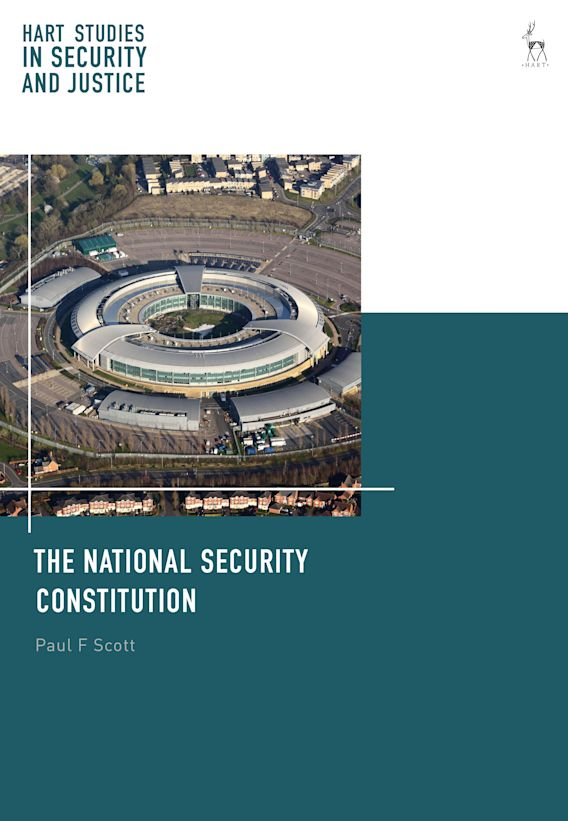 The National Security Constitution cover