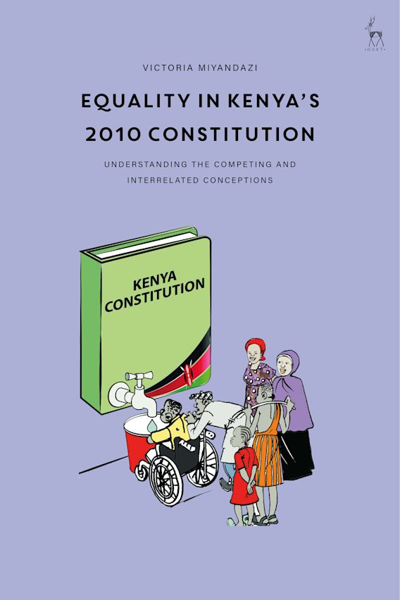 Equality in Kenya's 2010 Constitution cover