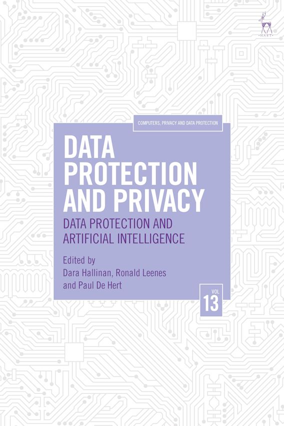 Data Protection and Privacy, Volume 13 cover