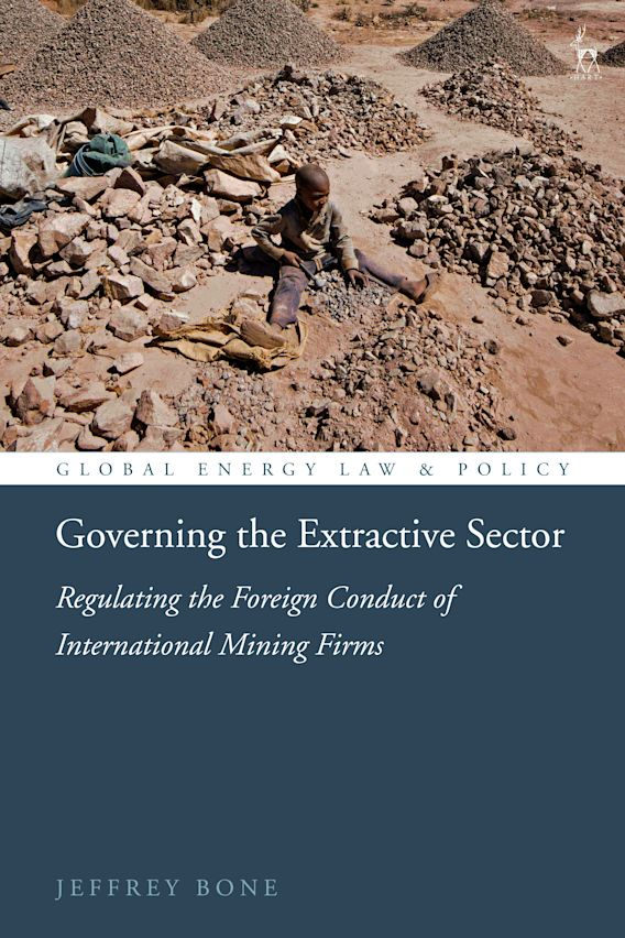 Governing the Extractive Sector cover