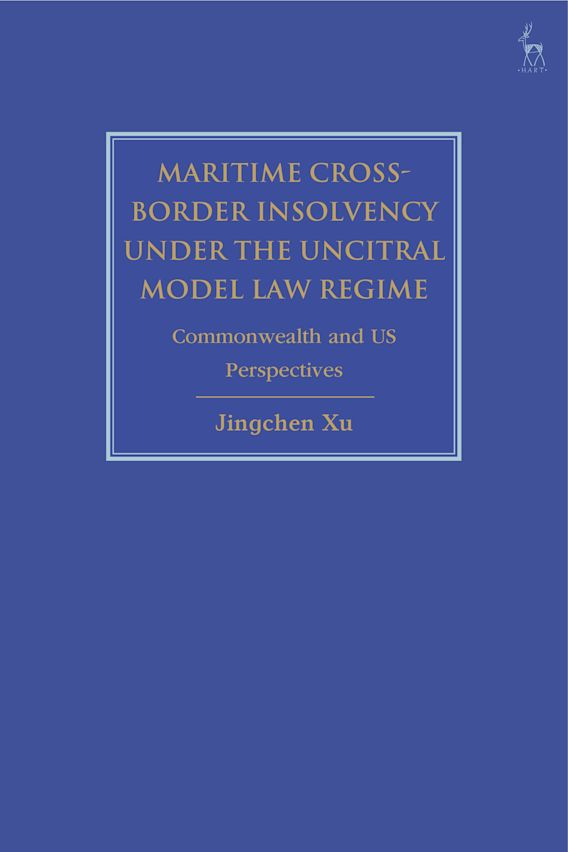 Maritime Cross-Border Insolvency under the UNCITRAL Model Law Regime cover