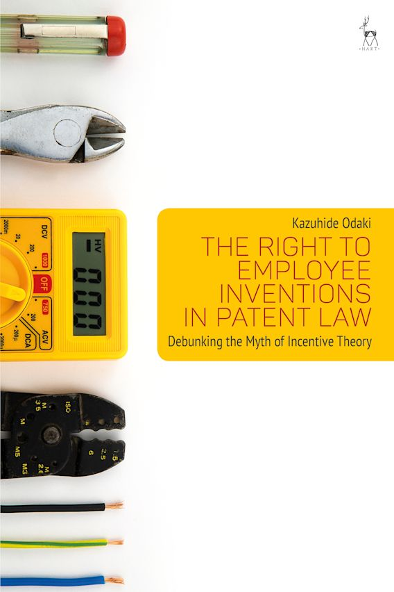 The Right to Employee Inventions in Patent Law cover