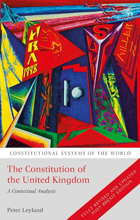 The Constitution of the United Kingdom cover