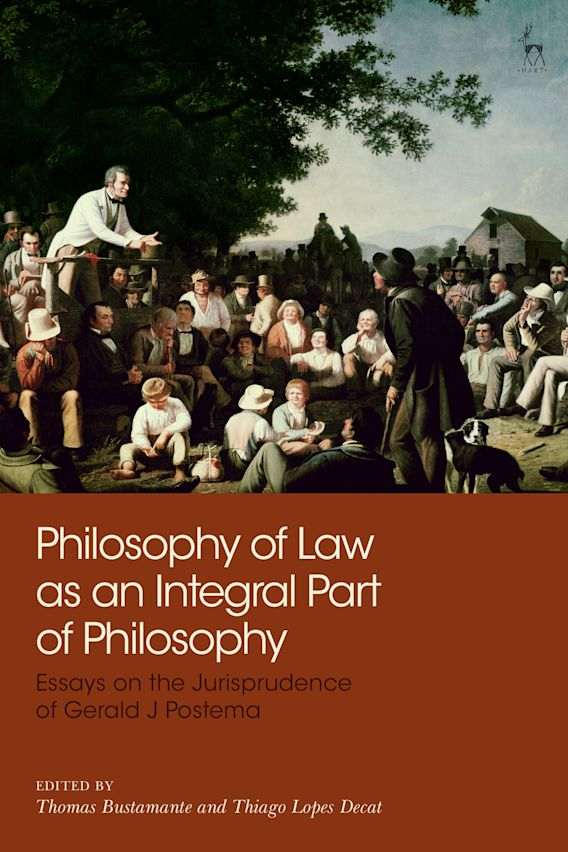 Philosophy of Law as an Integral Part of Philosophy cover