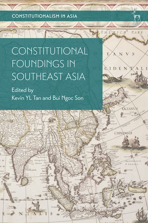 Constitutional Foundings in Southeast Asia cover