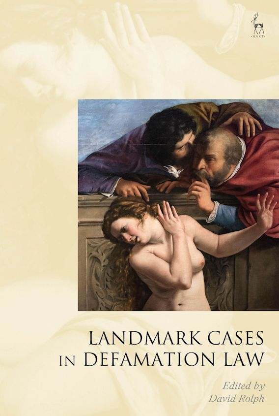 Landmark Cases in Defamation Law cover