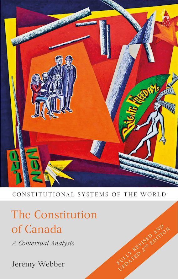 The Constitution of Canada cover