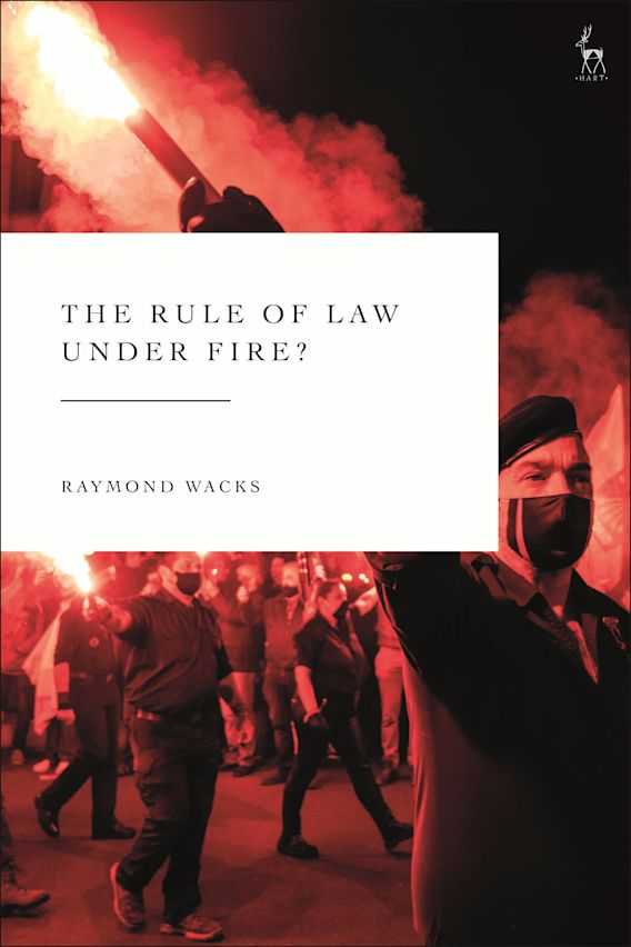 The Rule of Law Under Fire? cover