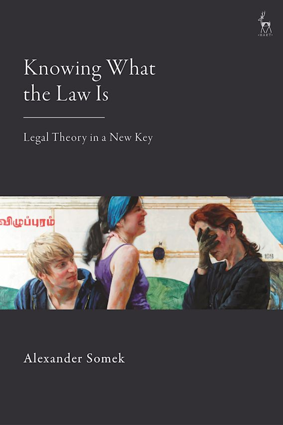 Knowing What the Law Is cover
