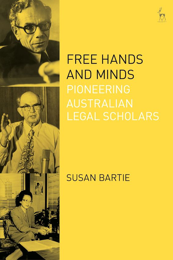 Free Hands and Minds cover