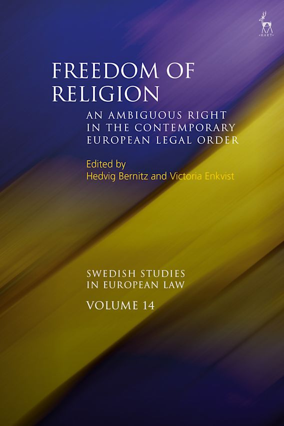 Freedom of Religion cover