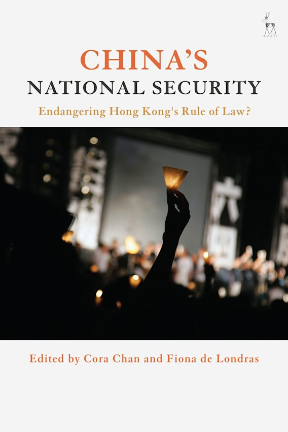 China's National Security cover