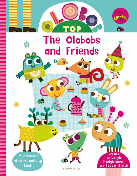 Olobob Top: The Olobobs and Friends cover