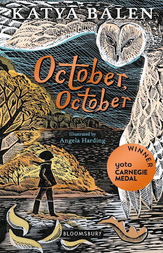 October, October cover