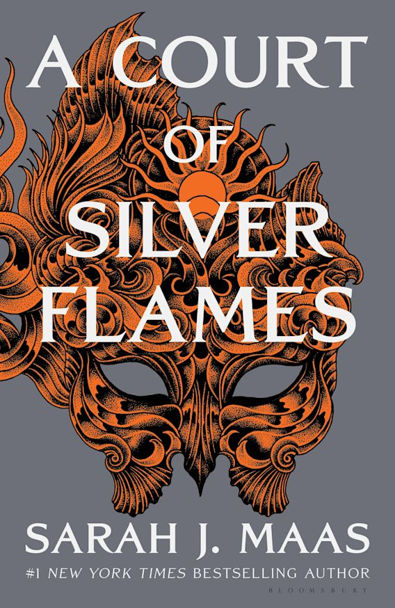 A Court of Silver Flames cover