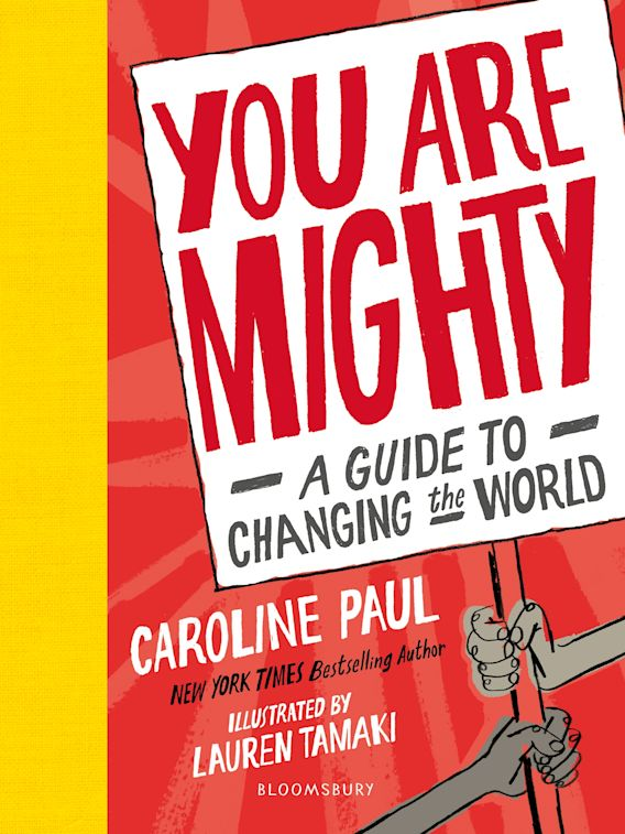 You Are Mighty cover