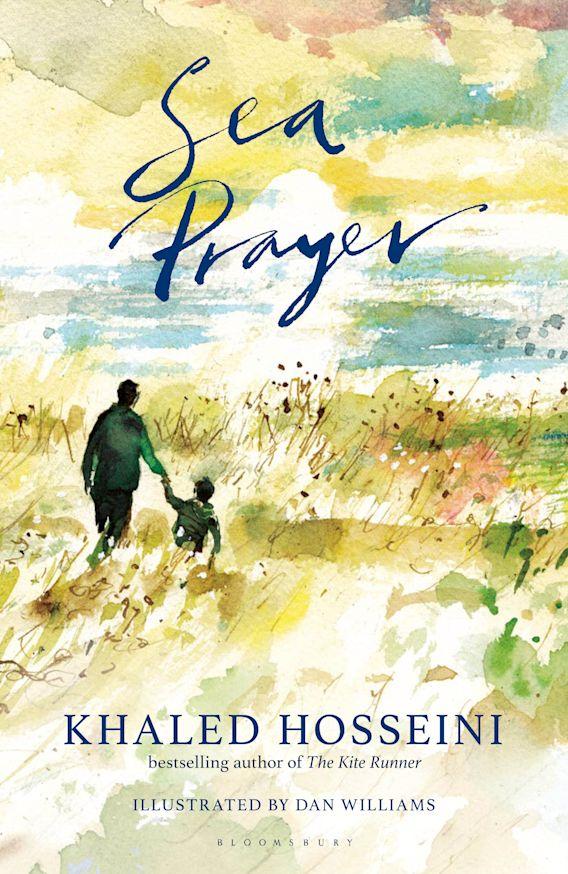Sea Prayer cover