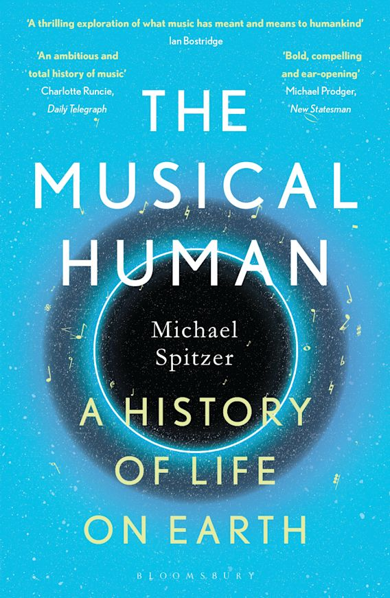 The Musical Human cover