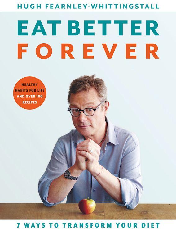 Eat Better Forever cover