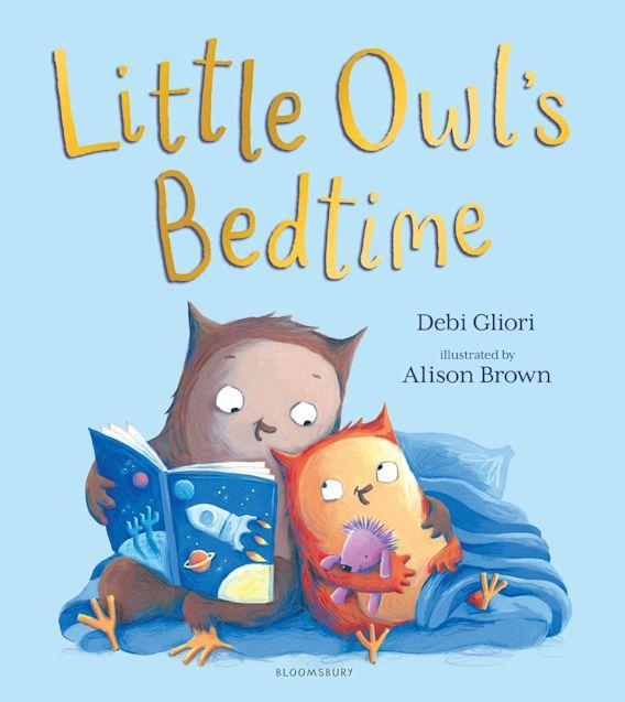 Little Owl's Bedtime cover
