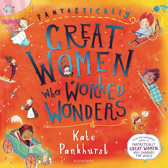 Fantastically Great Women Who Worked Wonders cover