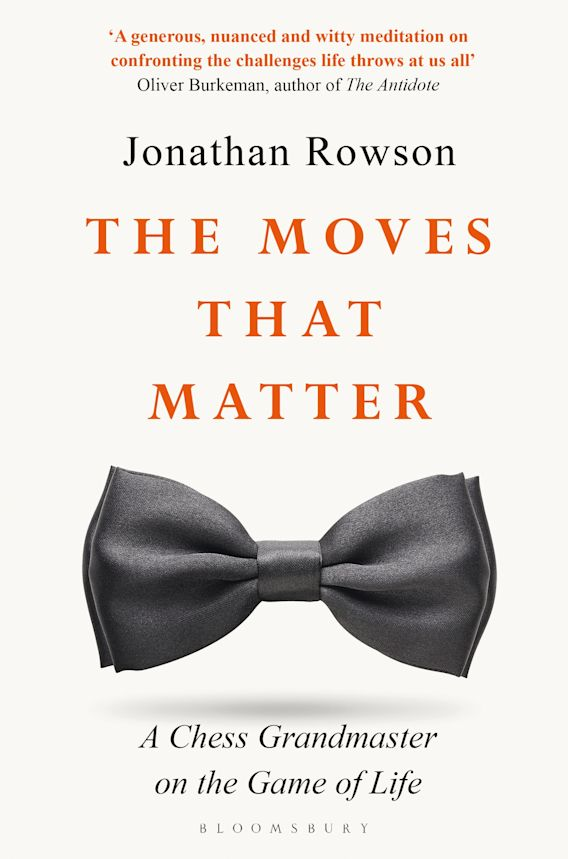 The Moves that Matter cover