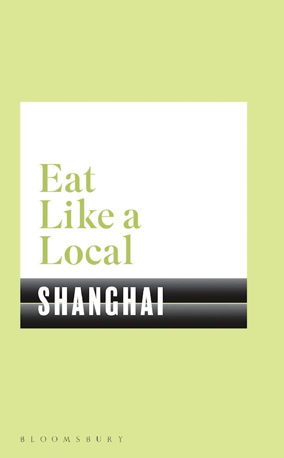 Eat Like a Local SHANGHAI cover