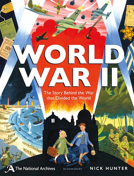 The National Archives: World War II cover