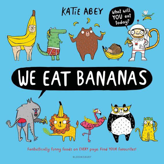 We Eat Bananas cover
