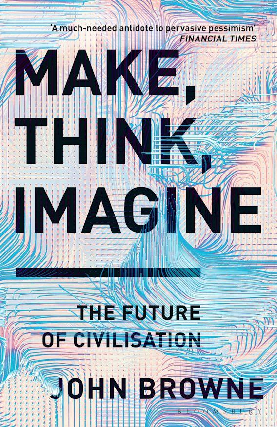 Make, Think, Imagine cover