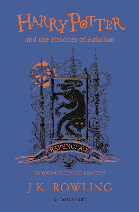 Harry Potter and the Prisoner of Azkaban – Ravenclaw Edition cover