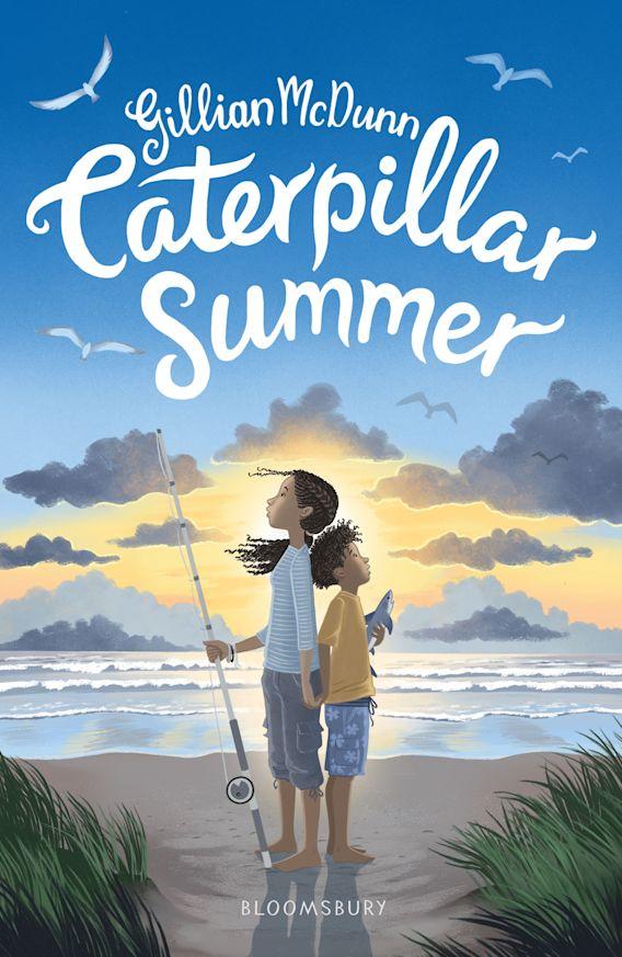 Caterpillar Summer cover
