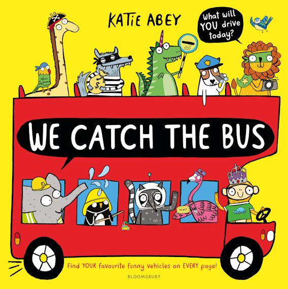 We Catch the Bus cover