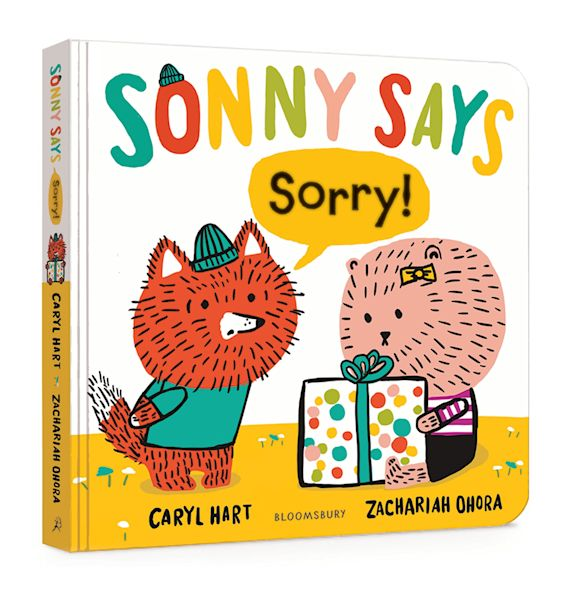"""Sonny Says, """"Sorry!"""" cover"""