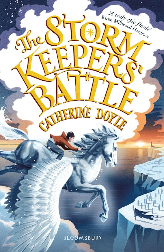 The Storm Keepers' Battle cover