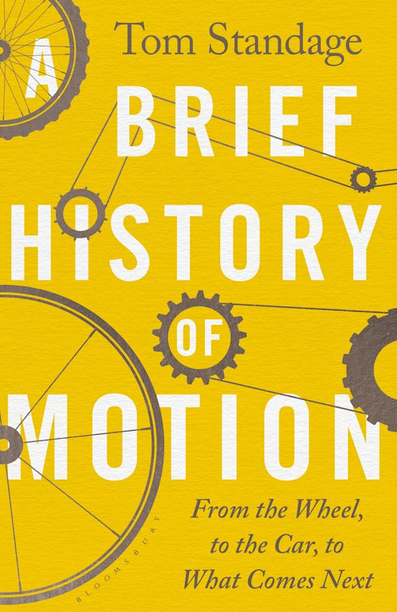 A Brief History of Motion cover
