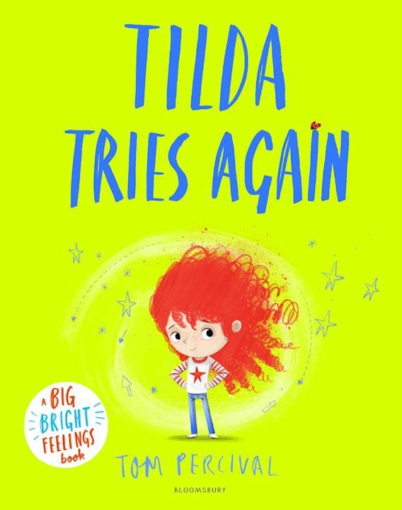 Tilda Tries Again cover