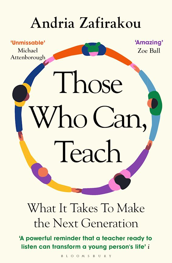 Those Who Can, Teach cover